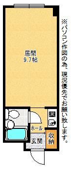 地下鉄「琴似」駅 徒歩4分・事務所使用可【ルーベデンス琴似】 画像3