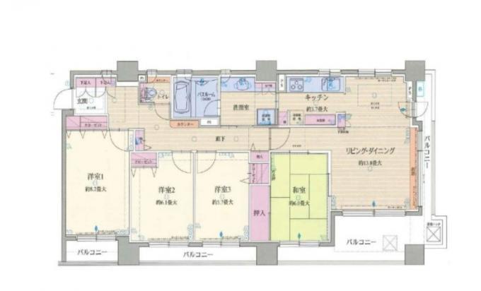 クリオ円山神宮前壱番館 画像2