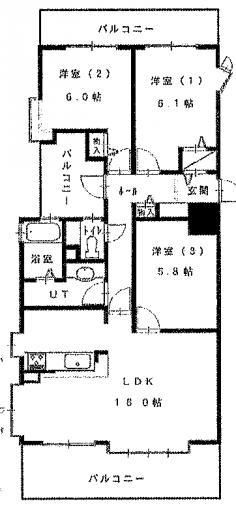 ダイアパレス円山紫宮殿 画像2