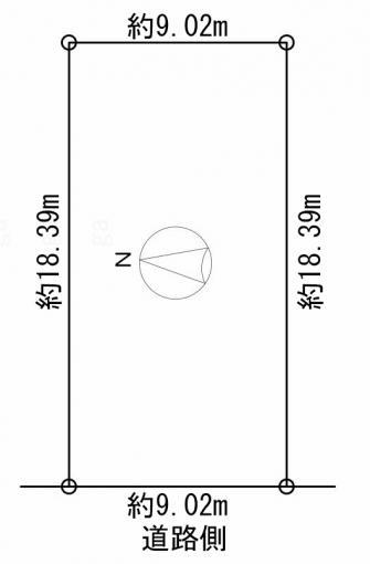 北海道札幌市白石区菊水上町二条3丁目 JR千歳線[苗穂]の売買土地物件詳細はこちら