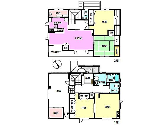 ◆伏古7条2丁目 土屋ホーム施工のバリアフリー物件!◆ 画像3