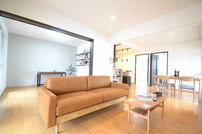 ◆メゾンオーラ旭ヶ丘 2021年4月末リフォーム完了済み 家具付き物件◆ 画像2