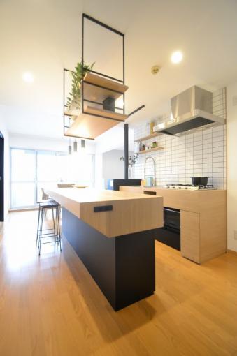 ◆メゾンオーラ旭ヶ丘 2021年4月末リフォーム完了済み 家具付き物件◆ 画像3