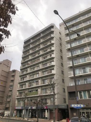 北海道札幌市豊平区平岸二条9丁目 の売買中古マンション物件詳細はこちら