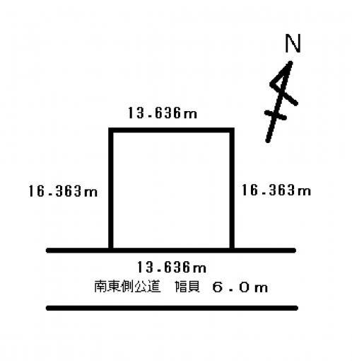 【分譲中】苫小牧市住吉町1丁目(土地)【ホクトホーム】 画像3