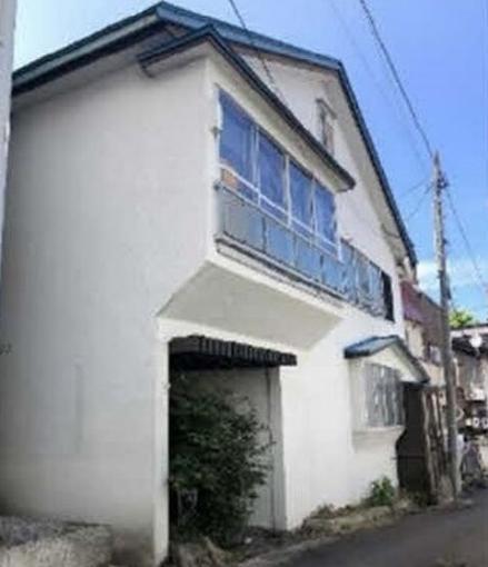 <事務所可能>小樽市花園貸家 画像2
