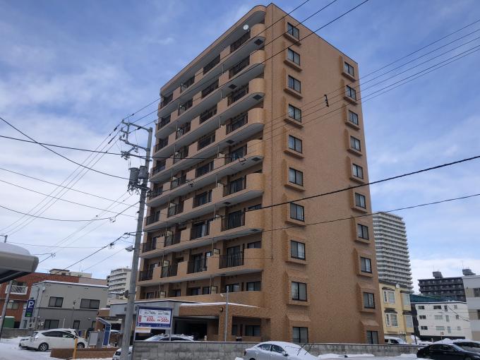 北海道札幌市中央区大通東9丁目1-40 の売買中古マンション物件詳細はこちら