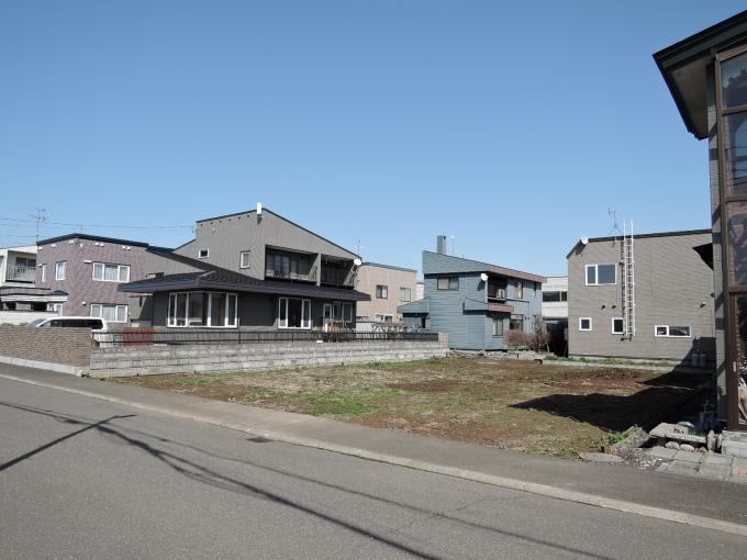北海道札幌市北区屯田三条 JR札沼線[太平]の売買土地物件詳細はこちら