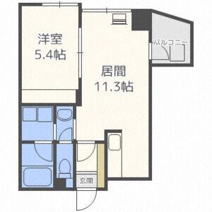 ★☆うれしいオール電化住宅☆★サムティ学園前 503号室 画像3