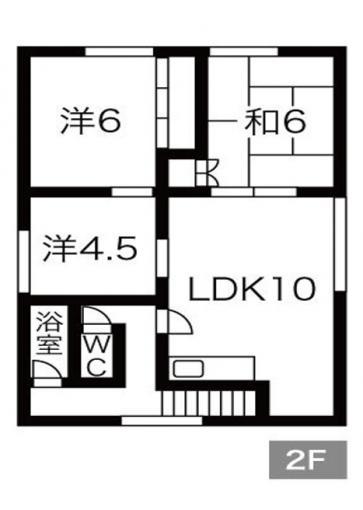 新琴似4-2戸建 画像3