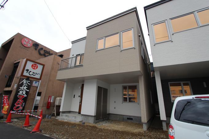 北海道札幌市豊平区月寒東三条19丁目13番4 の売買新築一戸建て物件詳細はこちら