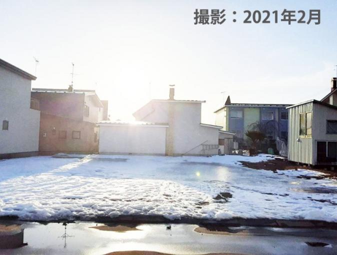 【建築条件付き】苫小牧市花園町4丁目 画像2