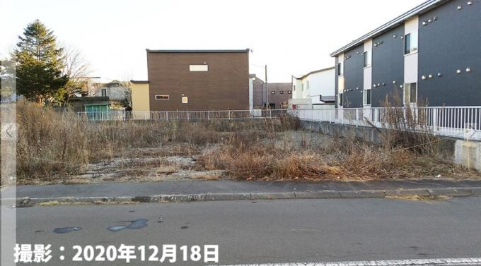 【建築条件付き】苫小牧市大成町2丁目 画像2