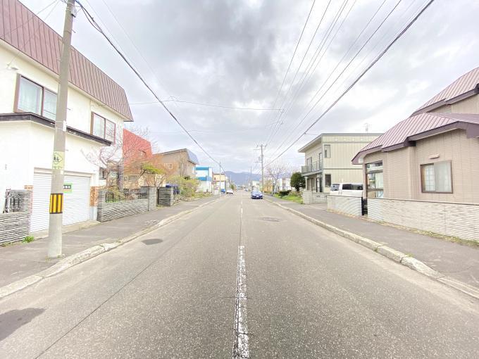 札幌市手稲区の土地 画像2