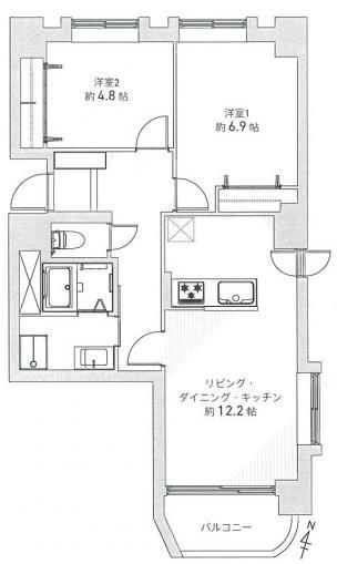 ニコルハイツ東麻生 画像3