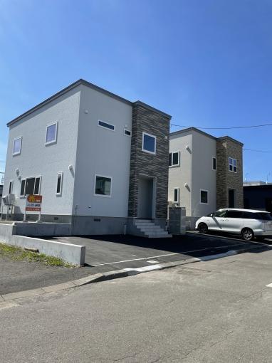北海道恵庭市島松寿町 JR千歳線[島松]の売買新築一戸建て物件詳細はこちら