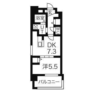 ★☆エアコン完備で年中快適☆★イリオス中島公園 1201号室 画像3