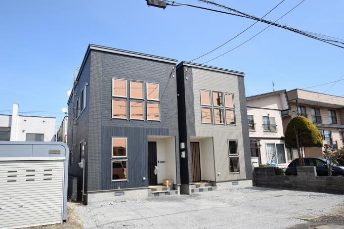 ◆北郷2条5丁目 新築住宅A棟 令和3年4月完成の新築住宅!◆ 画像2