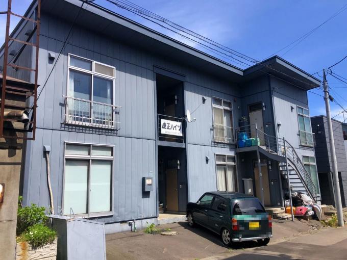 北海道小樽市花園4丁目20-14 の売買一棟売りアパート物件詳細はこちら