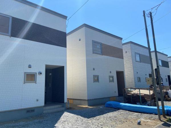 北海道札幌市北区篠路十条2丁目9番地 の売買新築一戸建て物件詳細はこちら