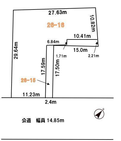 北海道江別市大麻ひかり町26-16 の売買土地物件詳細はこちら