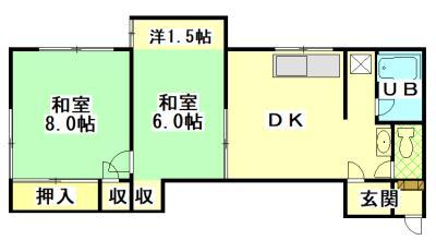 後藤アパート 画像2