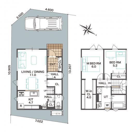 【ジョンソンホームズの建売 SOUHOUSE】厚別中央2条4丁目C(ミニマムプラン) 画像3