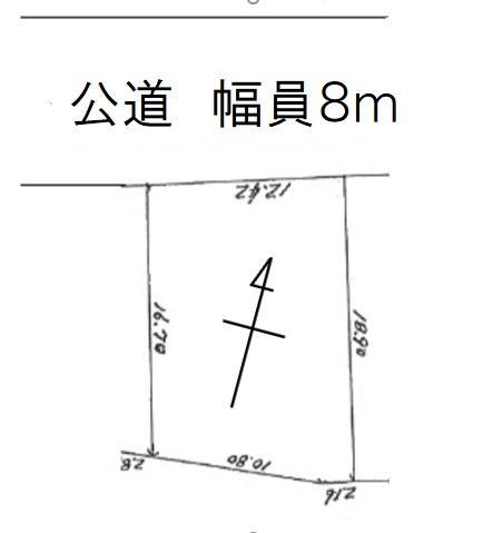 小樽市桂岡町 売土地 画像3