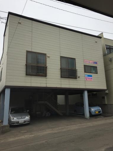 北海道小樽市山田町8-3 の賃貸アパート物件詳細はこちら