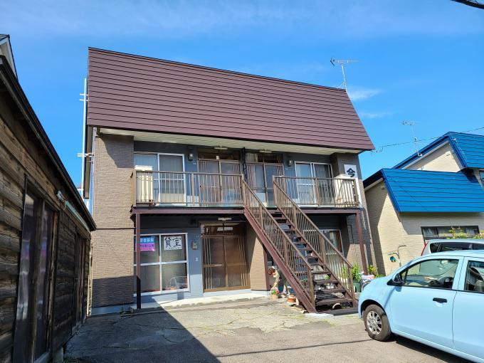 北海道小樽市幸4丁目1-7 の賃貸アパート物件詳細はこちら