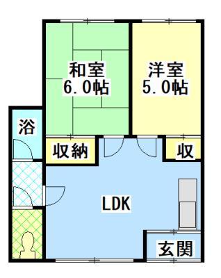今アパート 画像2