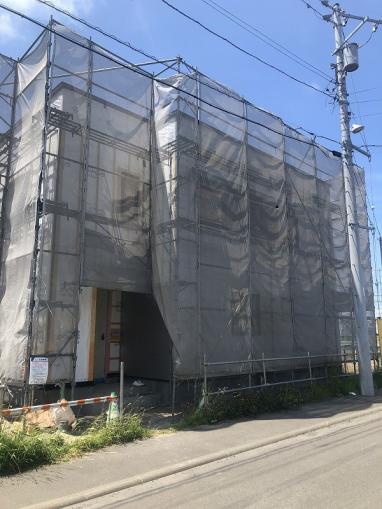 北海道札幌市東区東雁来十一条3丁目 の売買新築一戸建て物件詳細はこちら