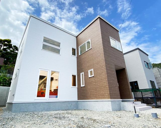 北海道札幌市南区川沿二条3丁目3-4 の売買新築一戸建て物件詳細はこちら