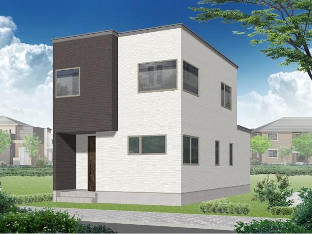 北海道札幌市北区東茨戸一条1丁目4 の売買新築一戸建て物件詳細はこちら