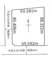 銭函3丁目 事業用地 画像3