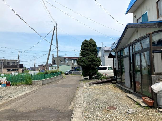 岩見沢市北本町東3丁目※建築条件のない土地です 画像3