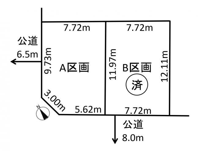 新琴似4-7A 土地 画像3