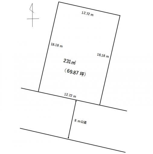 北海道札幌市東区中沼一条 の売買土地物件詳細はこちら