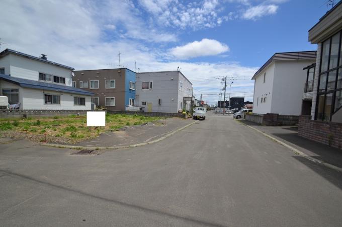 ◆新琴似4条7丁目 売土地 建築条件無!◆ 画像3