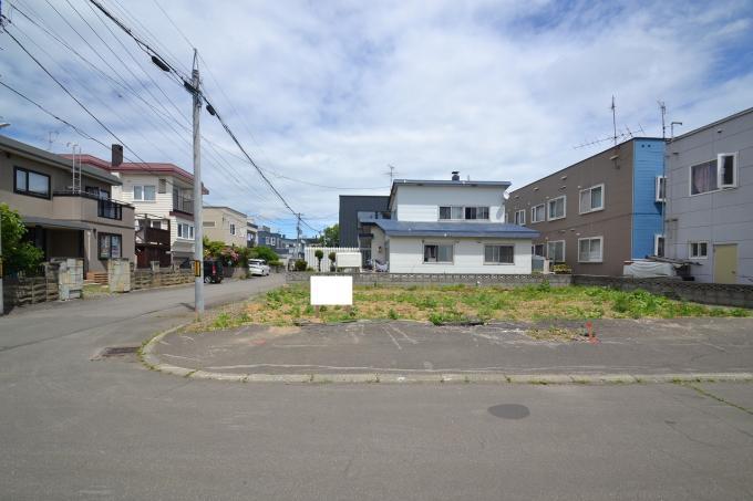 ◆新琴似4条7丁目 売土地 建築条件無!◆ 画像2