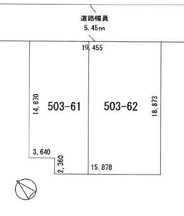 ◆双子山1丁目 売土地 建築条件無し!解体更地渡し!◆ 画像3