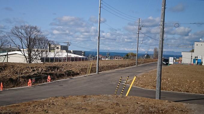 北海道小樽市新光3丁目8-4、8-37 の売買土地物件詳細はこちら