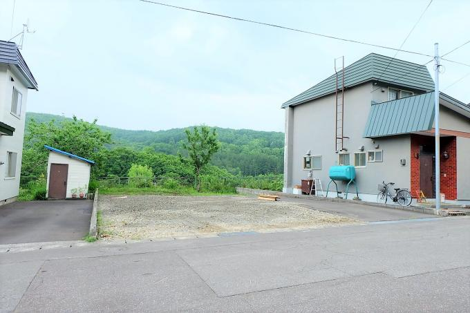 【360°パノラマ画像公開中】バス停徒歩4分 JR小樽駅まで乗車約16分 塩谷1丁目 土地 画像2