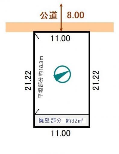 【360°パノラマ画像公開中】バス停徒歩4分 JR小樽駅まで乗車約16分 塩谷1丁目 土地 画像3