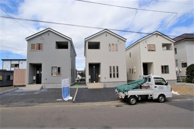 北海道札幌市北区太平二条3丁目 JR札沼線[太平]の売買新築一戸建て物件詳細はこちら