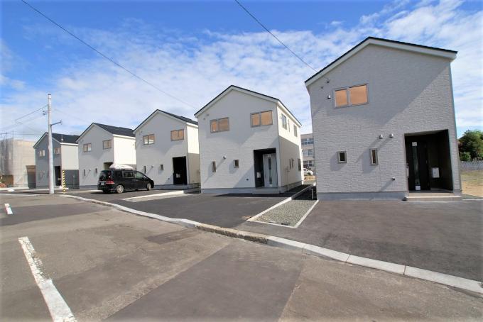 北海道札幌市厚別区もみじ台北 の売買新築一戸建て物件詳細はこちら