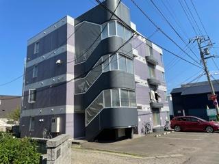 北海道札幌市西区八軒三条東3丁目2-4 JR札沼線[八軒]の賃貸マンション物件詳細はこちら
