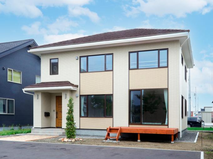 北海道千歳市北陽5丁目1-3 の売買未入居住宅物件詳細はこちら