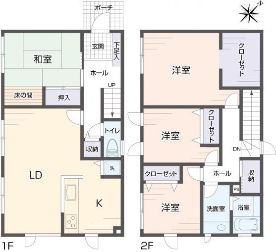 北海道札幌市南区真駒内332-255 の売買中古一戸建物件詳細はこちら