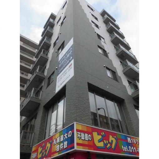 北海道札幌市中央区大通西18丁目2-9 の賃貸マンション物件詳細はこちら